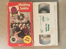 Barney - Barney in Concert VHS Video Tape Sing Along - Lyons Group