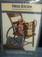 Indygo Junction Denim and Daisies IJ766 Purse Pattern