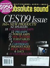 the absolute sound (tas), Issue 192, April / May, 2009
