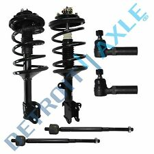 1999 2000 2001 Honda Odyssey Front Inner and Outer TieRod Left & Right Strut kit