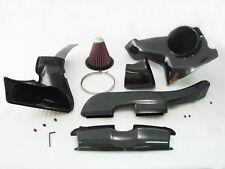 Fit BMW E90 E92 M3 High Performance Carbon Fiber Air Box Intake System Full Kit
