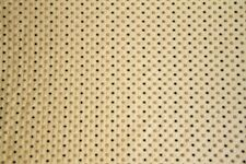 """55"""" Black & Taupe Chenille Dot Drapery & Upholstery Fabric - By the Yard"""