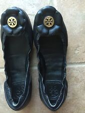 Tory Burch Flat Black Size 6.5 Sold Out