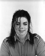 Michael Jackson UNSIGNED photo - E1002 - Singer, songwriter, dancer and actor