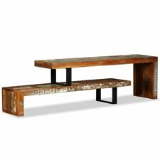 TV Stand - Solid Reclaimed Wood