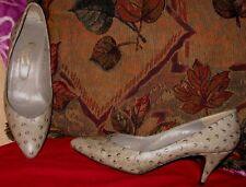 2d955a3fde461 Ferragamo Medium (B, M) Width Slim Heel Shoes for Women | eBay