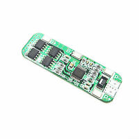 5PCS 4A-5A PCB BMS Protection Board 3 Packs 18650 Li-ion lithium Battery Cell 3S