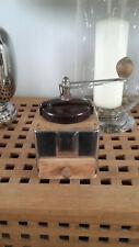 Ancien Moulin Café Peugeot Peuginox 1946 Bakelite coffee grinder vintage