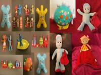 In The Night Garden Toy Figures & Soft Toys Cbeebies