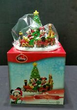 DISNEY PARKS MICKEYS HOLIDAY EXPRESS DEPARTMENT 56 CHRISTMAS DECORATION TRAIN