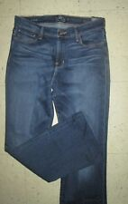 LUCKY BRAND BROOKE FLARE CANDIANI DARK WASH STRETCH JEANS 10/30 X 29 ALTERED