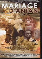 MARIAGE D'ANTAN - Creole DVD Movie - Haitian Romance Comedy Drama Family
