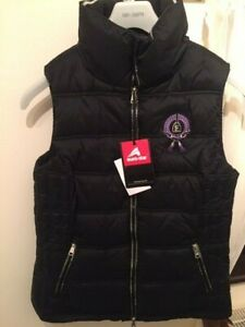 EUROSTAR LADIES GILET SIZE MED BLACK *CLEARANCE*