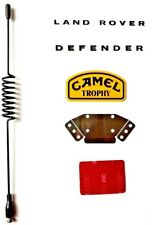 Rc Scale Camel Landrover Defender Accessories Combo Traxxas trx4 axial 4wd 1/10