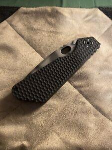 M. Strider SnG Gunner Grip Knife