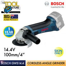"""BOSCH CORDLESS 4"""" ANGLE GRINDER - Skin Only"""