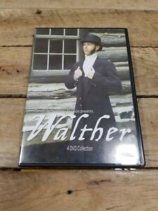 Concordia Seminary St. Louis Presents Walther 4 DVD Collection