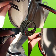 2 x 80cm Bourrelet pr. EX pour Simson KR51 Plaque de genou U.Legshield Adapté,