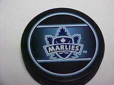 AHL Toronto Marlies InGlasco Sher-Wood Collector Souvenir Hockey Puck