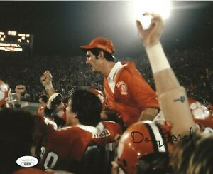Danny Ford signed Clemson Tigers 8x10 photo autographed 3 JSA