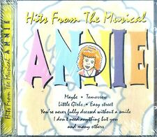 ANNIE (Hits from the Musical) CD NEW Sealed