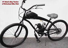 66cc 80cc Engine & Stretch Cruiser Bike kit - Motorized Bike - Motor Bike