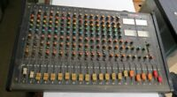 Tascam M-216 Vintage mixing board console Made in Japan