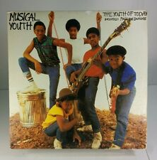 Musical Youth The Youth Of Today VG+ Vinyl TESTED Rare Reggae Pass The Dutchie