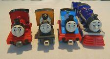Thomas & Friends Rheneas, Bask & Hank -Take N Play Magnetic Diecast Train Engine