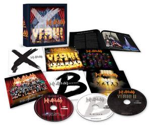 Def Leppard : The CD Box Set - Volume 3 CD Box Set 6 discs (2021) ***NEW***