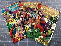 MARVEL Comics IMPERIAL GUARD 1997 #1 2 3 Key COMPLETE Lot X-MEN Set SHIPS FREE!