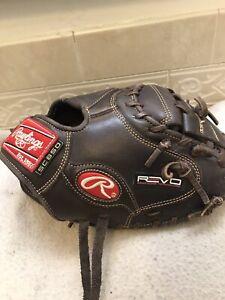 "Rawlings Revo SC650 32"" Baseball Softball Catchers Mitt Right Hand Throw"
