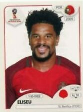 panini 2018 world cup sticker number 118 eliseu