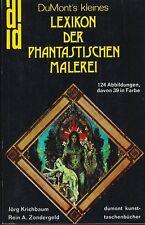 Lexikon der Phantastischen Maleier (mit 124 teils farb. Abb.)   1977