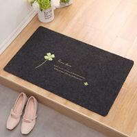 Floor Mats Door Mat Embroidery Non-slip Bathroom Carpet Indoor Rugs Kitchen Rug