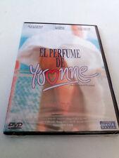"DVD ""EL PERFUME DE YVONNE"" PRECINTADO SEALED PATRICE LECONTE SANDRA MAJANI"