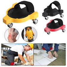 Rodilleras Rueda Rodante Deslizamiento Móvil Para Protección del Sitio Trabajo