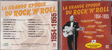 CD ROCK'N'ROLL 1954/1955 17T BILL HALEY/LITTLE RICHARD/PENGUINS/FATS DOMINO