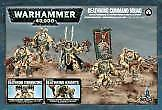 Warhammer 40K Deathwing Command Squad / Terminator Squad 44-10