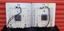 (2)  MOTOROLA PTP 54600 5530BH15 FULL POINT-TO-POINT WIRELESS BRIDGE ODU MTI1669