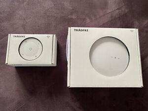 IKEA Tradfri Bridge / Gateway Zigbee Controller + Tradfri Schalter *NEU und OVP*