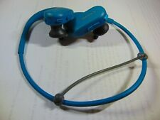 WATERPROOF SONY WALKMAN NWZ-WS413 MP3 Player 4GB Blue.