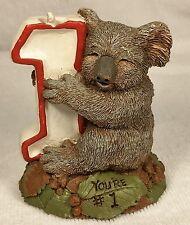 YOU'RE #1-R 1998~Tom Clark/Tim Wolfe Gnome~Cairn Studio #9163~Ed #32~COA~Story