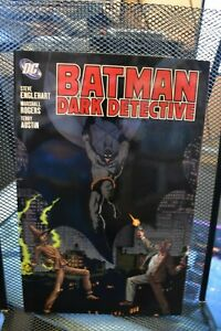 Batman Dark Detective DC Comics TPB RARE NEW 2006 1st Print Steve Englehart