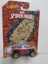 HOT WHEELS MARVEL SPIDER-MAN WALMART EXCLUSIVE SPIDER RIDER #4/8