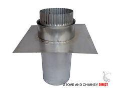 Flue Pipe Register Plate (7 inch) for Flexible liner & Flue pipe
