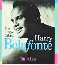 Harry Belafonte  The King of Calypso   Reader's Digest  4 CD Box