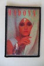 Madonna popstar artist Vintage Sew On patch music 1