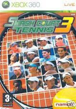 Namco X360 - Smash Court Tennis 3