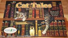 20 Leanin Tree Blank Box Cards Cat Tales All Cats Charles Wysocki Matching Env